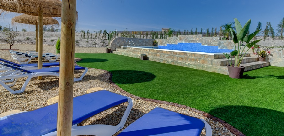 Zwembad Villa Damara 2